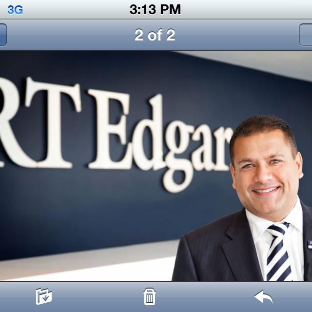 R T Edgar