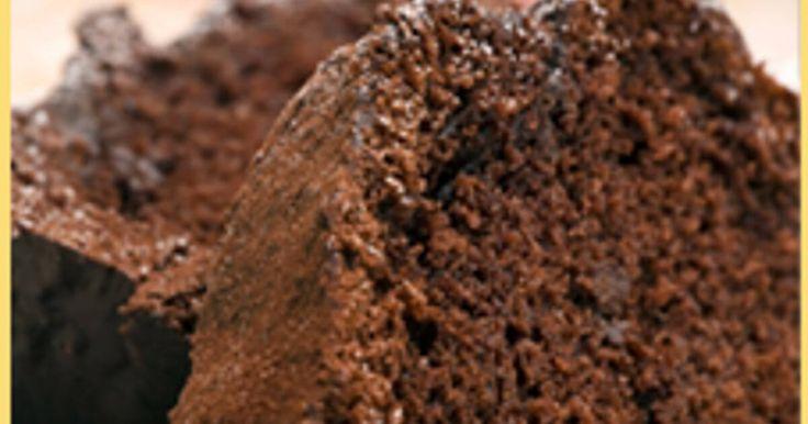 Recept voor Chocoladecake