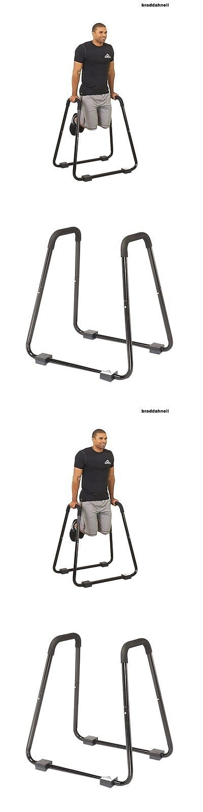 Push Up Stands 158925: Dip Station Bar Exercise Body Up Pull Gym Workout Fitness Tricep Home Raise New -> BUY IT NOW ONLY: $92.95 on eBay!