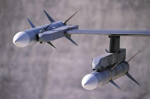 Second BVR contender is the American AIM-120D which is an improved version of the AIM-120C AMRAAM