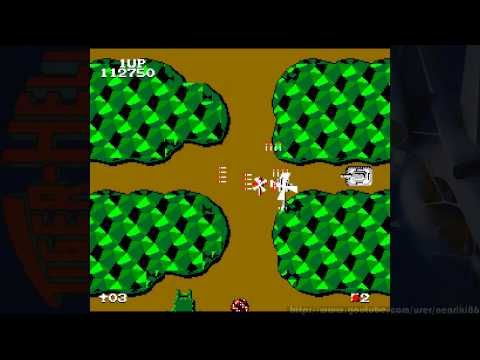 Tiger Heli by Acclaim Entertainment for the Nintendo Entertainment System #NES - Longplay by Nenriki86