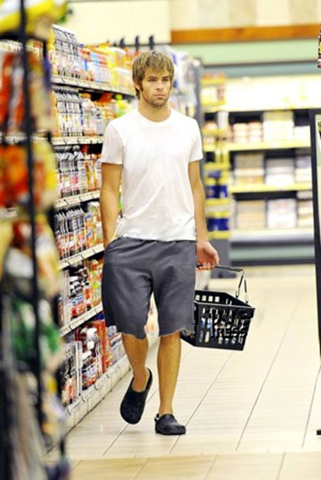 Chris Pine Diet