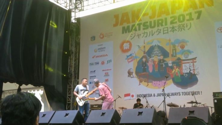 No Generation Gaps - Bizarre History Performance di Jak Japan Matsuri 20...