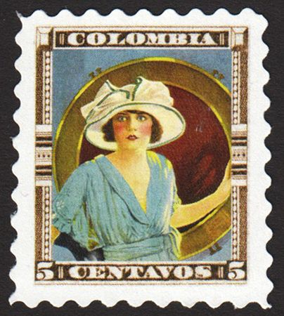 "On November 6, 1903, Colombia was startled to learn that the isthmus of Panama had declared itself an independent Republic three days before. The 5-centavo ""This Cannot Be"" stamp of 1904 aptly expressed their incredulity."