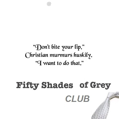 fifty shades of grey club ;-)