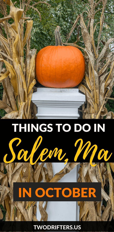 Halloween 2020 Getaway Salem Ct 13 Best Things to Do in Salem MA in October (Halloween 2020