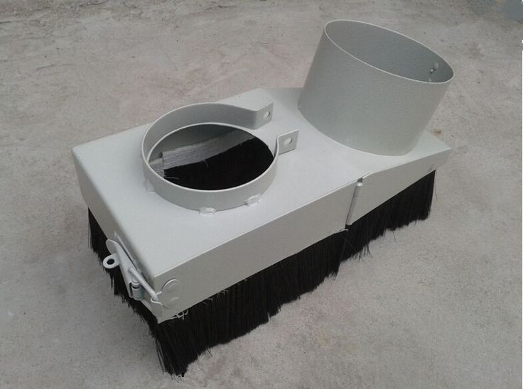 33.00$  Buy here - http://aicgn.worlditems.win/all/product.php?id=32417303899 - 125mm cnc dust collector cover CNC Router Accessories for 5.5kw spindle
