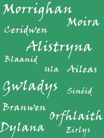 Top 40 des prénoms de filles en breton, on peut y trouver mon prénom, celui de ma maman Lizig et de ma soeur Lenaïg !!! #bretagne #bzh