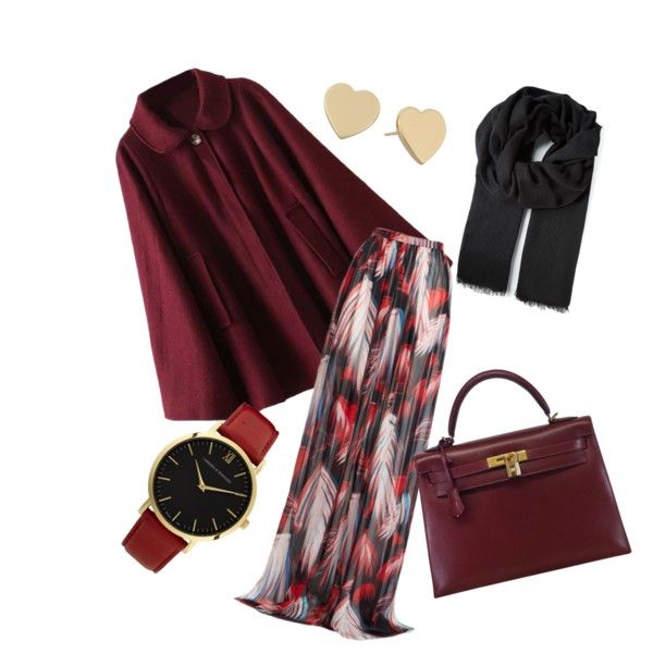Grenade ? by muslimco on Polyvore featuring polyvore, mode, style, Matthew Williamson, Hermès, Larsson & Jennings, Kate Spade and Gucci