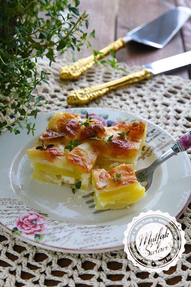 Patates Graten Tarifi   Mutfak Sırları