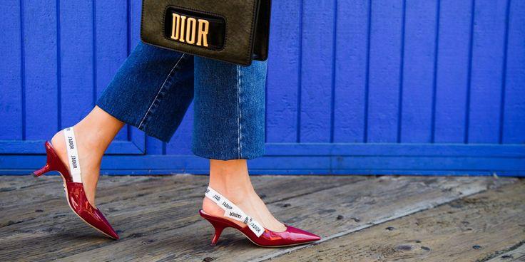 Dior's Second Online Shoe Pop-Up with Bergdorf Goodman- crfashionbook