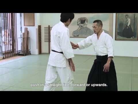 Aikido: Tenchi-nage by Empty Mind Films - YouTube