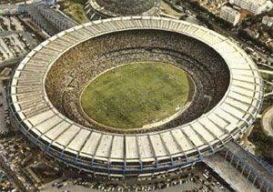 World Stadiums - Stadium Design :: Estádio Jornalista Mário Filho (Maracanã) Stadium in Rio de Janeiro