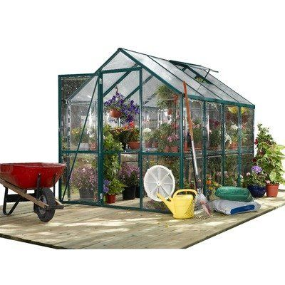 walk in greenhouse instructions