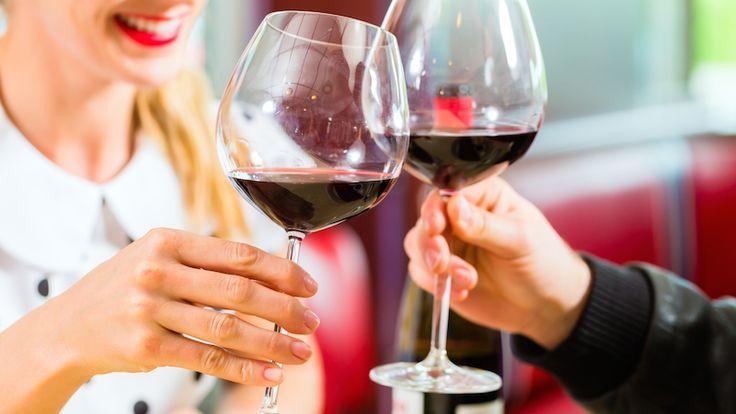 Nya rön: Ett glas vin är lika bra som en timmes träning!
