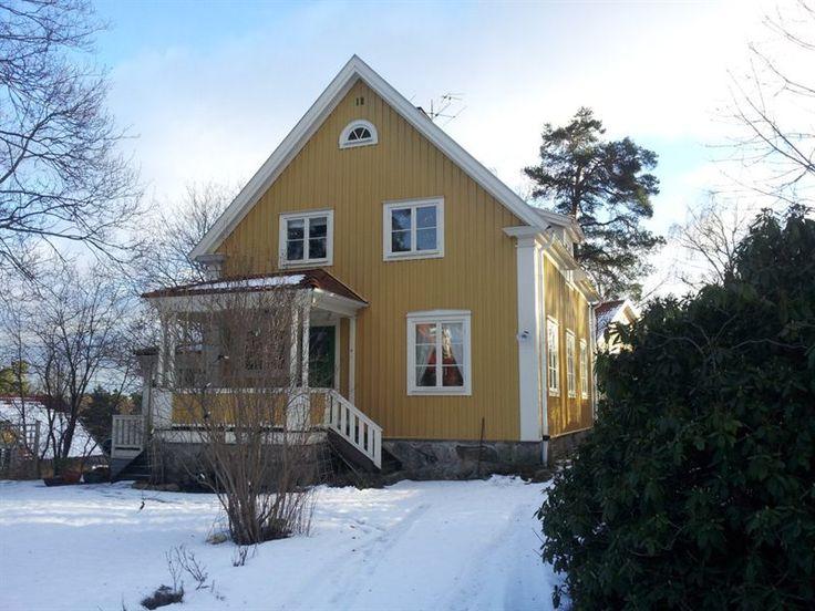 Klassik Mörbyvilla byggd 1923
