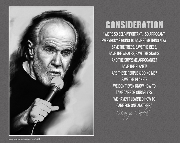 George Carlin Quote On The Ten Commandments: 10 Best Images About Comedian Quotes On Pinterest