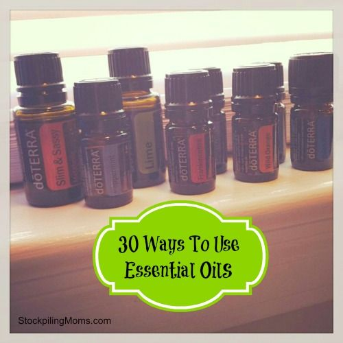 30 Ways To Use Essential Oils final