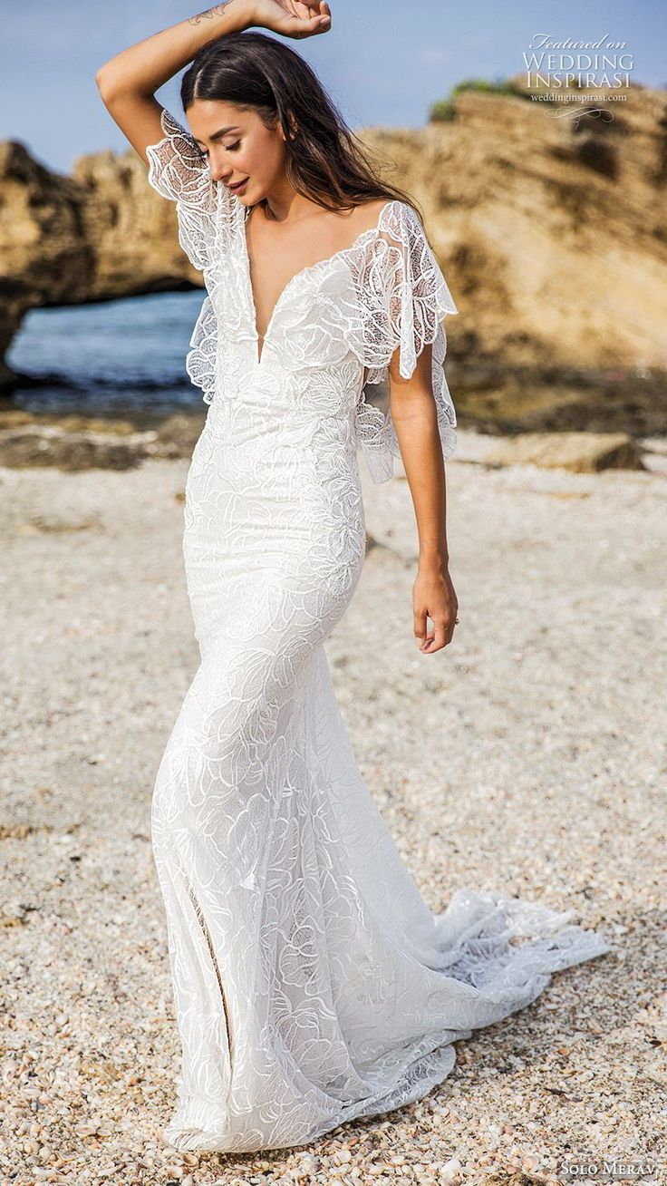 "Solo Merav 2019 Wedding Dresses — ""Para Todas"" Bridal Collection"