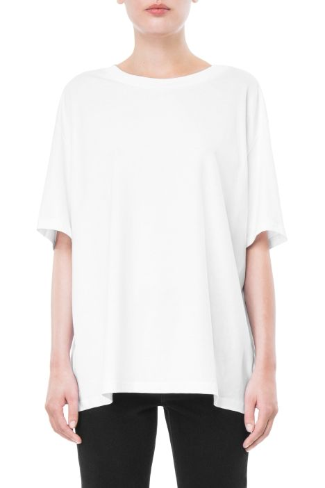 Weekday Easy T-Shirt in White