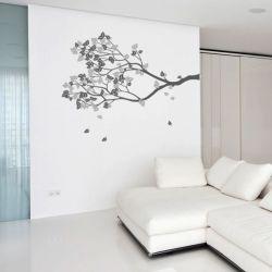 Виниловая Наклейка Glozis Shadow Tree