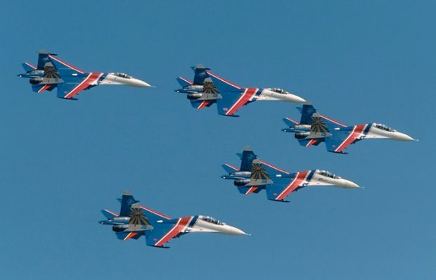 37 best Aviation - Russian Knights images on Pinterest ...