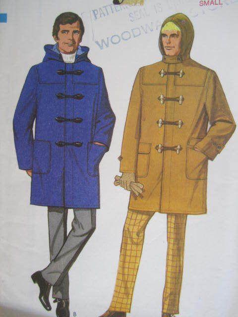 58 best duffle coat images on Pinterest | Duffle coat, Knitting ...