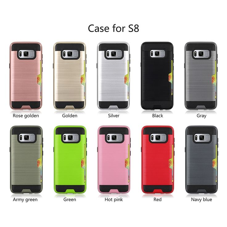 How fly are these S8 & S8Plus cases! They also have a card slot.  #samsungcase #samsungcovers #samsungrepairs #mailinrepair #samsungrepairsaustrlia