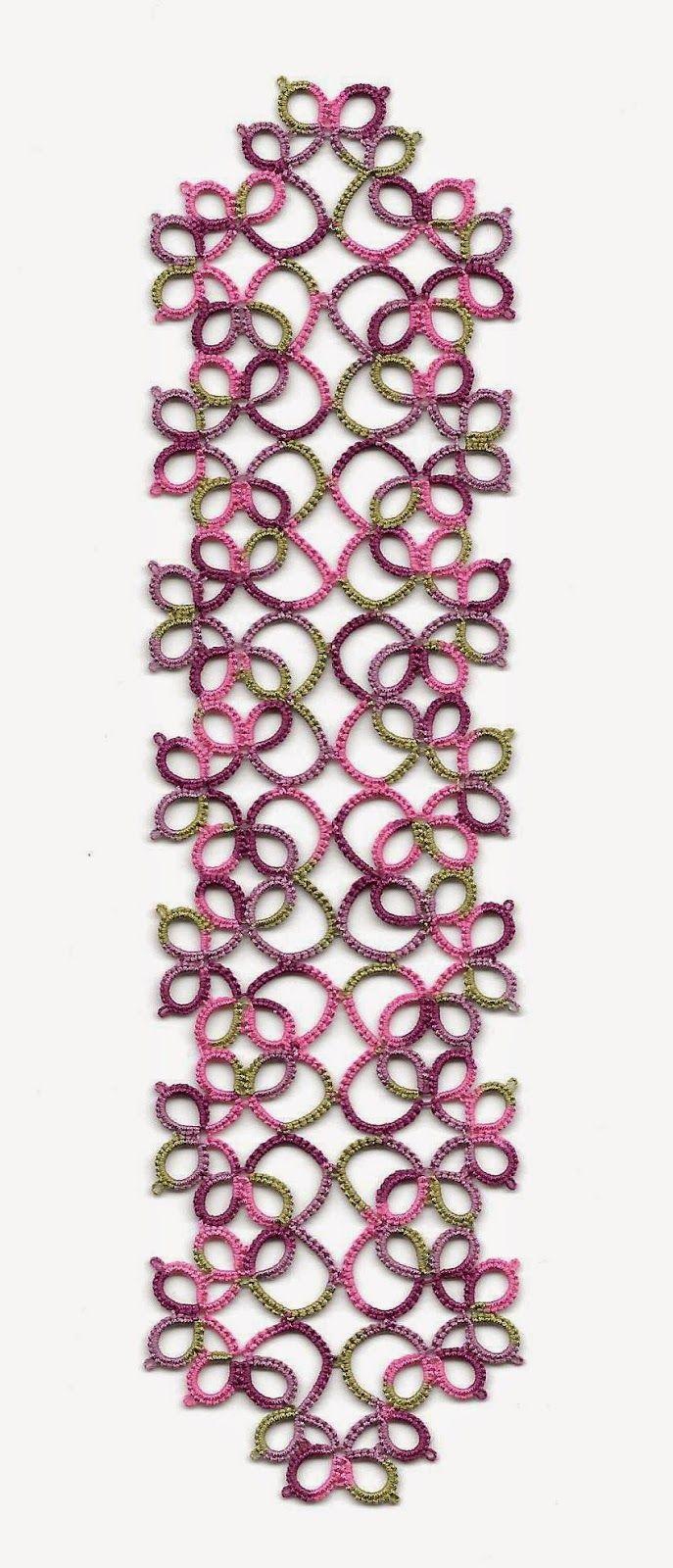 Best tatting images on pinterest lace