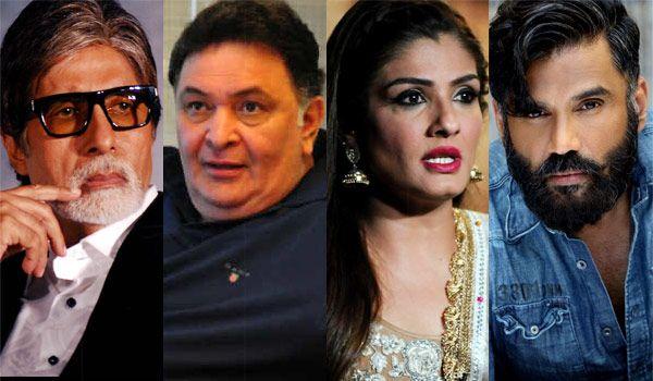 9 years of 26/11 Mumbai Attacks: Amitabh Bachchan, Rishi Kapoor, Suniel Shetty, Raveena Tandon pay homage to the martyrs and… #FansnStars