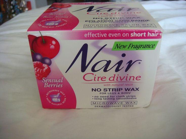 Nair Cire Divine No Strip Wax Berries 400g
