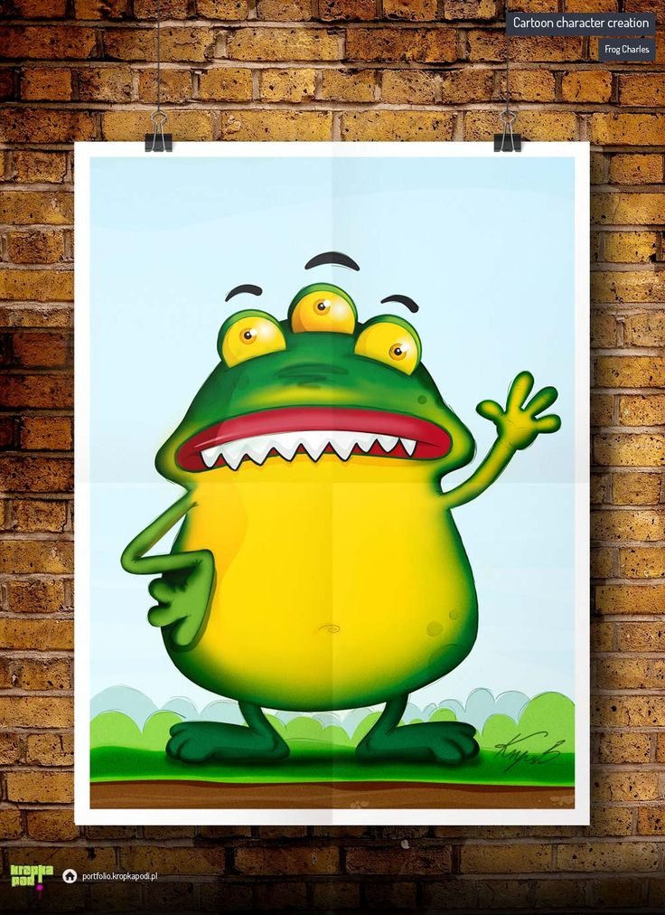 #illustrations #drawings #cartoon #illustrator #children #digital drawing #cartoonig #krupa #frog