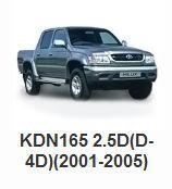 Toyota > Toyota 4x4 Parts > Toyota Hilux Parts > KDN165 2.5D(D-4D)(2001-2005)