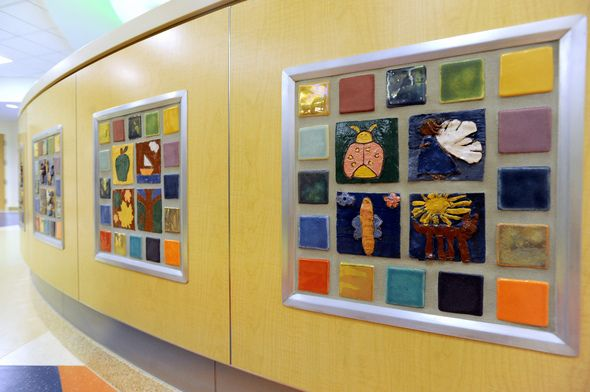 More room more privacy and an indoor playground how the new mott hospital improves the patient experience