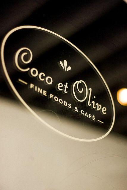 coco et olive logo