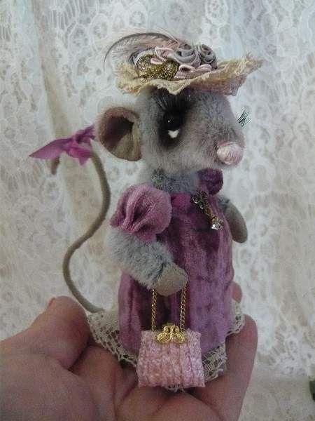 Lorette by Monica's Attic Treasures