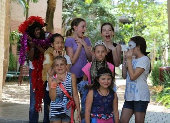 BLOOM THESE SPRING HOLIDAYS WITH NIDA OPEN  What better way to awaken your creativity and imagination than with NIDA Open's enchanting performing arts classes rolling out across Australia these Spring School Holidays.