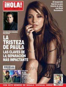 El Kiosko Rosa… 5 de abril de 2017: Revista Hola