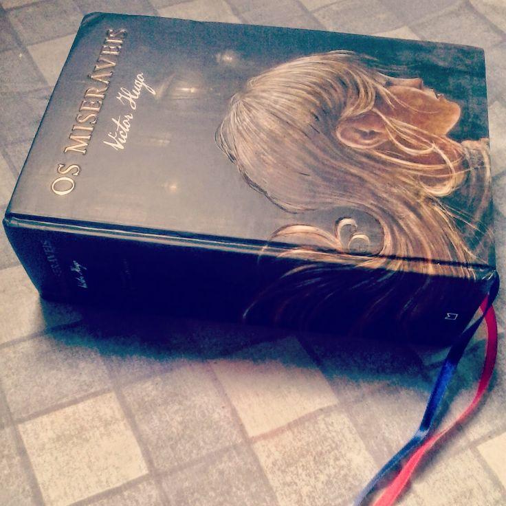 Amazon - Os Miseráveis - 1ª Edição Martin Claret R$55,80