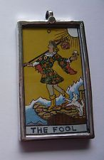 Gorgeous HAND PAINTED sterling silver Tarot pendants, very limited quantities, get yours today! Unique and special item! http://www.ebay.ca/itm/Tarot-Card-Handpainted-Artisan-Pendant-Sterling-Silver-The-Fool-/191185307784?pt=Handcrafted_Artisan_Jewelry&hash=item2c83884888