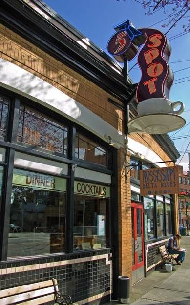 Restaurants On Queen Anne Hill Seattle Wa