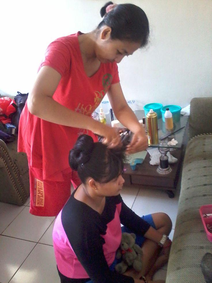 Nura Make Up Of ADITV: Class Make Up by Nura, Make Up Artist ADITV (08783...