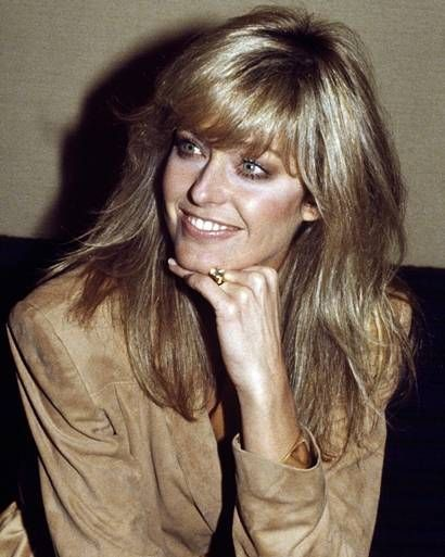 farrah fawcett's hairstyles | mom in law, beautiful and in ...
