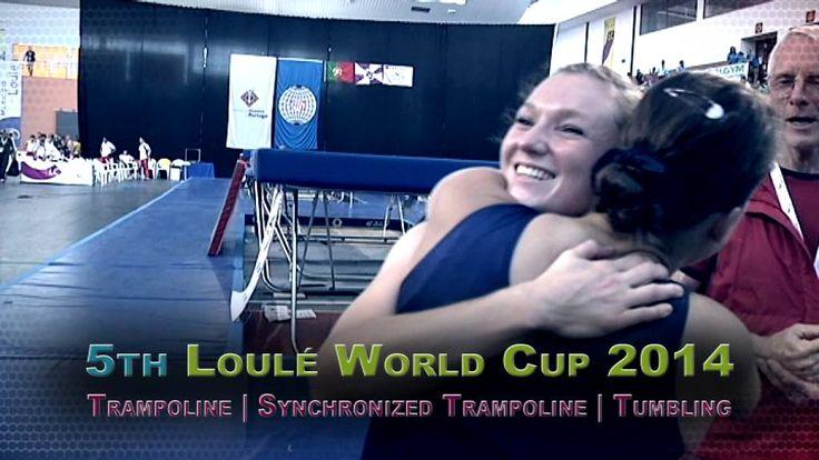 Taça do Mundo de Ginástica de Trampolins - Loulé 2014