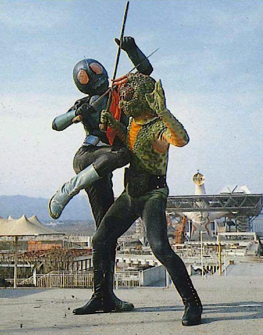 仮面ライダー1号 | Kamen Rider 1