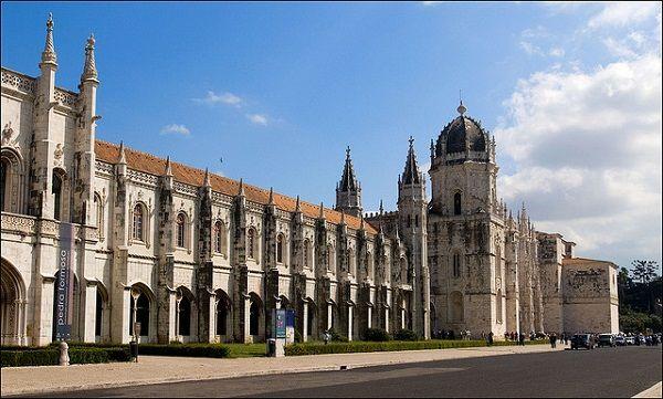 Monastère des Hiéronymites Lisbonne