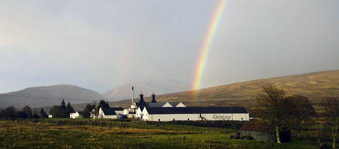 Dalwhinnie Distillery - Highlands