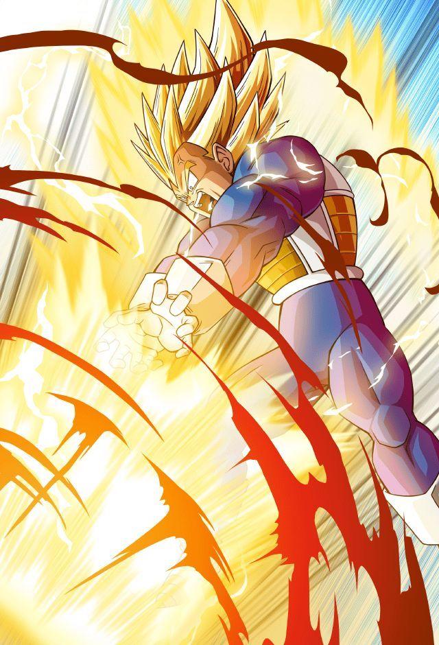 Vegeta Ssj Android Saga Card 3 Bucchigiri Match By Maxiuchiha22 On Deviantart Dragon Ball Artwork Dragon Ball Wallpapers Anime Dragon Ball
