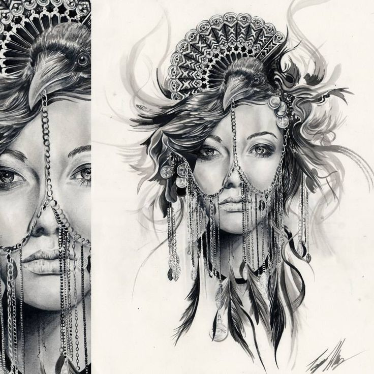 I recently discovered Tony Mancia and fell in love with his work. Tattoos just as well as he draws