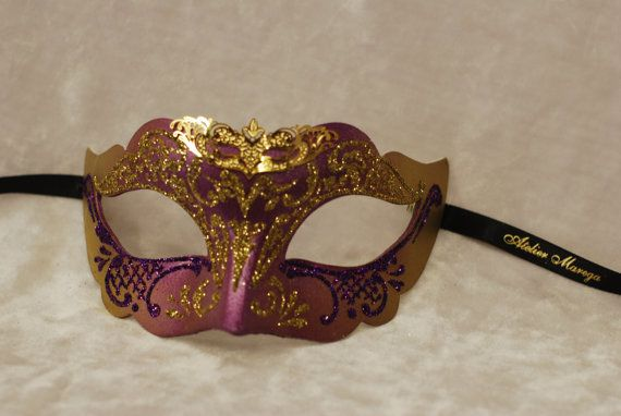 Maschera per bambina di Venezia maschera da di AtelierMaregaMask